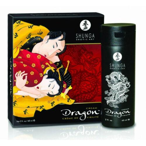 Dragon erekció elősegítő krém 60ml