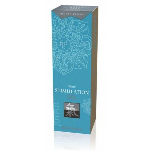 Stimulation Gel stimuláló gél női-menta 30 ml